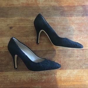 Helmut Lang Black Heels Size 39